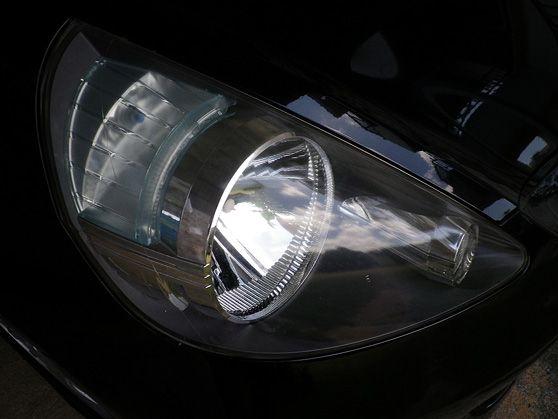 ヘッドライトくすみ取り透明度保護COATプラス