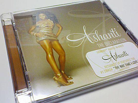 The Declaretion/Ashanti