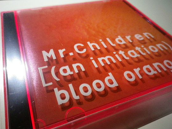 [(an imitation) blood orange]/Mr.Children