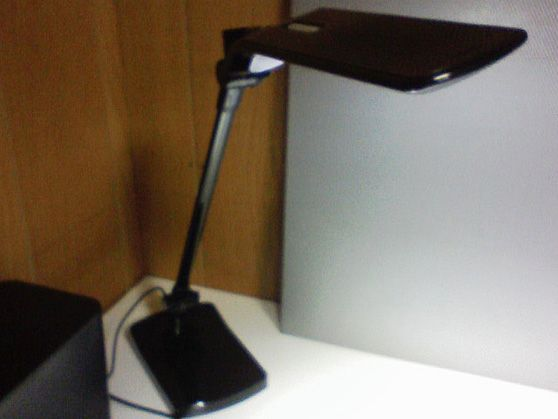 TWINBIRD LED ライト ブラック