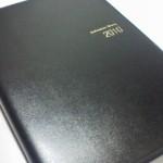 2010年度手帳