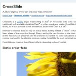 CrossSlide