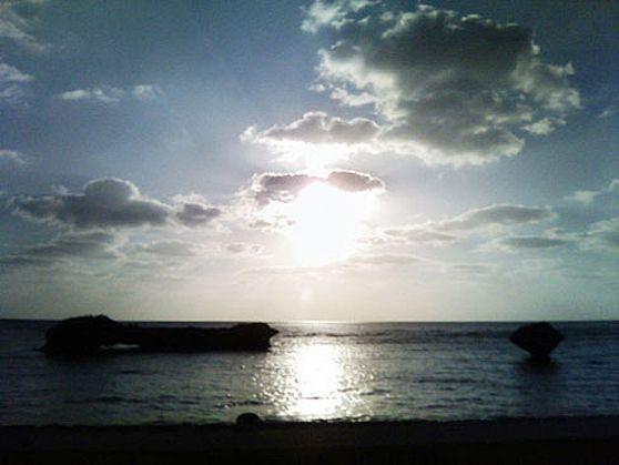 渡具知ビーチ