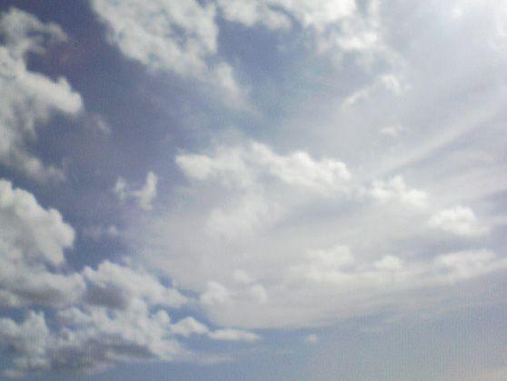 秋の空2009