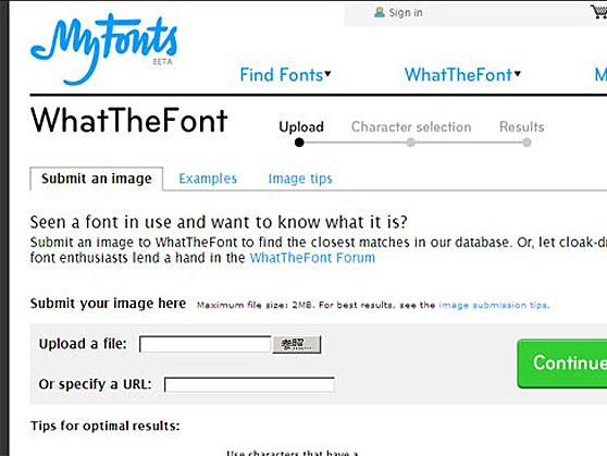 What The Font!